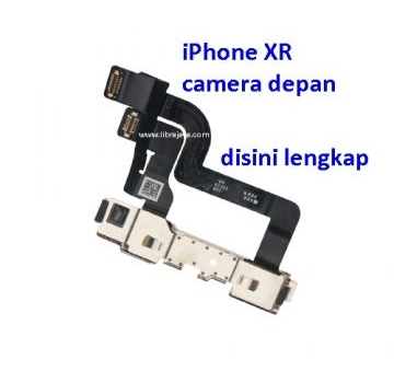 Jual Camera depan iPhone XR