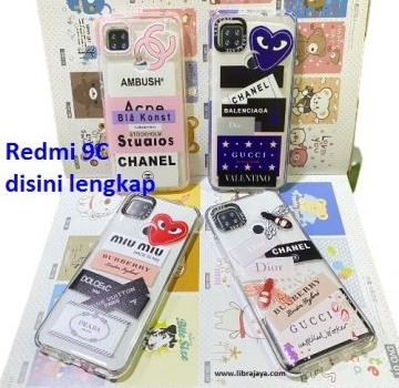 Jual Case Branded Redmi 9C