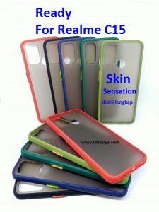 case-skin-sensation-realme-c15