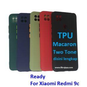 case-tpu-macaron-two-tone-xiaomi-redmi-9c