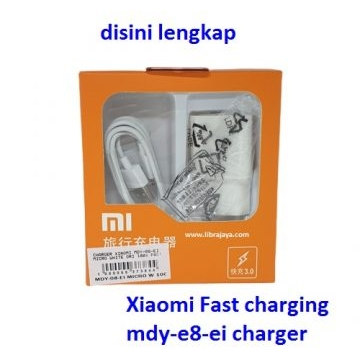 Jual Charger Xiaomi mdy-08-e1 fast