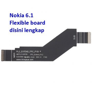 Jual Flexible board Nokia 6.1