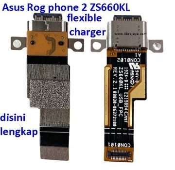 Jual Flexible charger Asus Rog Phone 2