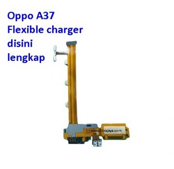Jual Flexible charger oppo A37