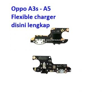 Jual Flexible charger Oppo A3s