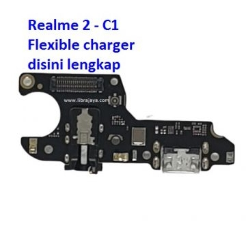 Jual Flexible charger Realme 2