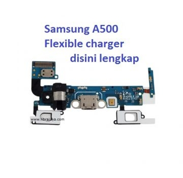 Jual Flexible charger Samsung A500