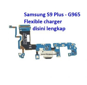 Jual Flexible charger Samsung S9 Plus