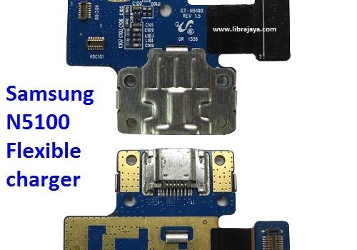 Jual Flexible charger Samsung N5100