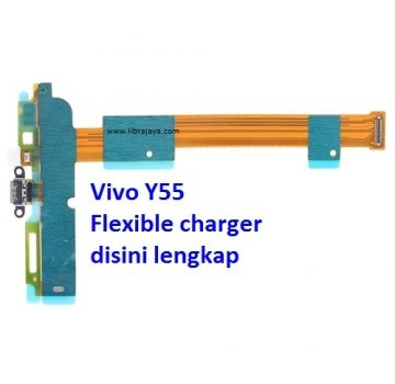 Jual Flexible charger Vivo Y55