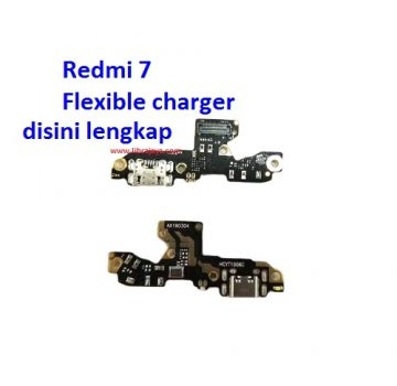 Jual Flexible charger Redmi 7