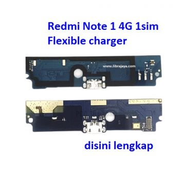 Jual Flexible charger Redmi Note 1 4G 1sim