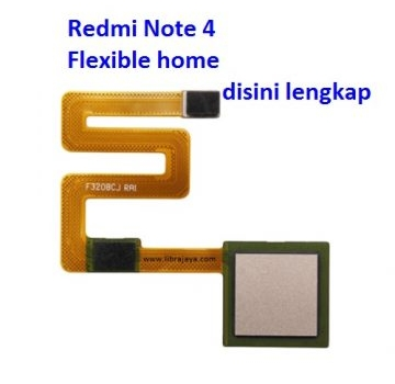 Jual Flexible home Redmi Note 4