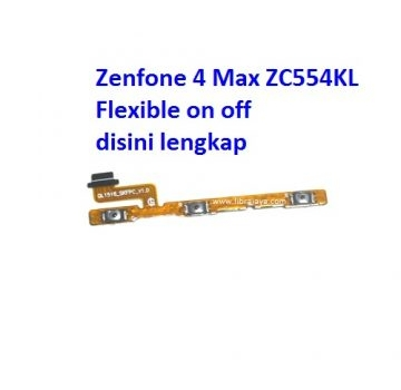 Jual Flexible on off Zenfone 4 Max ZC554KL