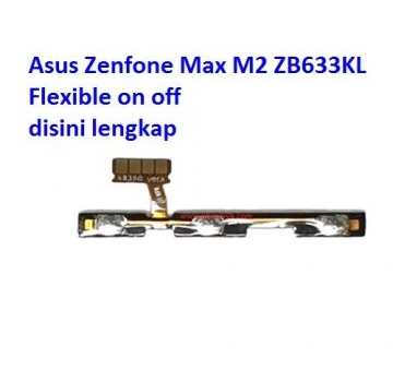 Jual Flexible on off Zenfone Max M2