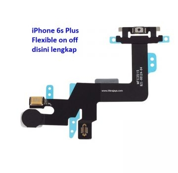 Jual Flexible on off iPhone 6s Plus