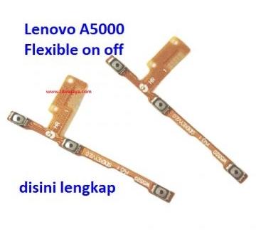 Jual Flexible on off Lenovo A5000