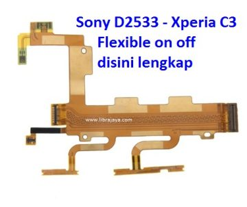 Jual Flexible on off Xperia C3