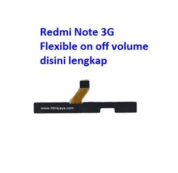 Jual Flexible on off Redmi Note 3G