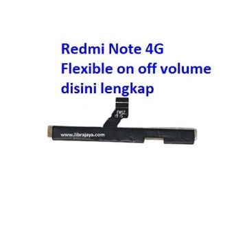 Jual Flexible on off Redmi Note 4G