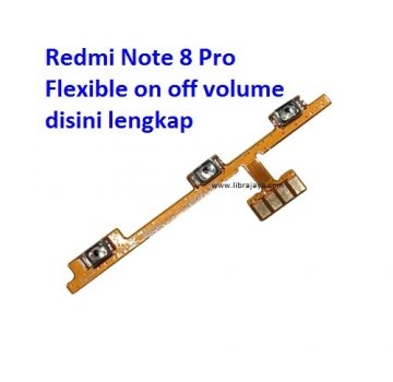 Jual Flexible on off Redmi Note 8 Pro