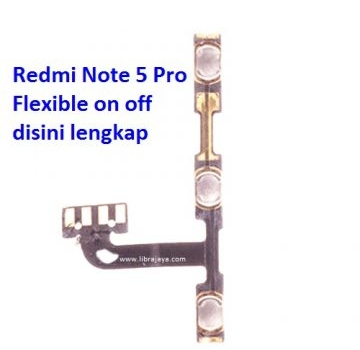 Jual Flexible on off Redmi Note 5 Pro