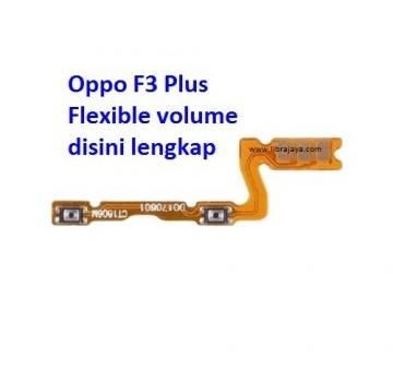 Jual Flexible volume Oppo F3 Plus