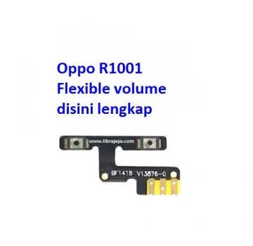 Jual Flexible volume Oppo R1001