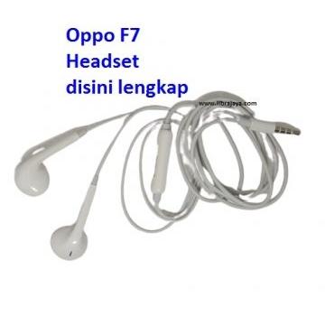 Jual Handsfree Oppo F7