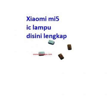 Jual Ic lampu Xiaomi mi5