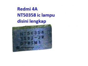 Jual Ic Lampu NT50358 Redmi 4A