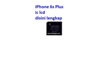 Jual Ic lcd iPhone 6s