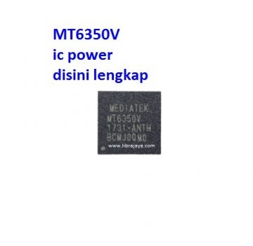 Jual IC Power MT6350V