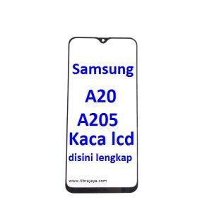 kaca-lcd-samsung-a205