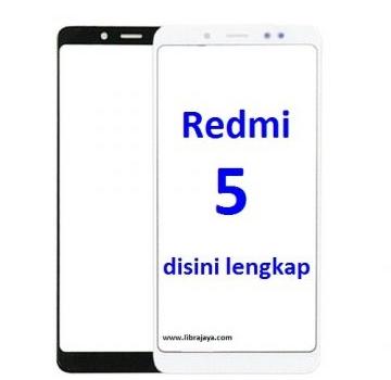 Jual Kaca Lcd Redmi 5