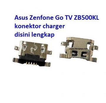 Jual Konektor charger Zenfone go tv