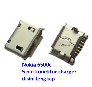 Jual Konektor charger Nokia 6500c
