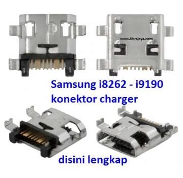 Jual Konektor charger Samsung i8262