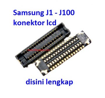 Jual Konektor lcd Samsung J1