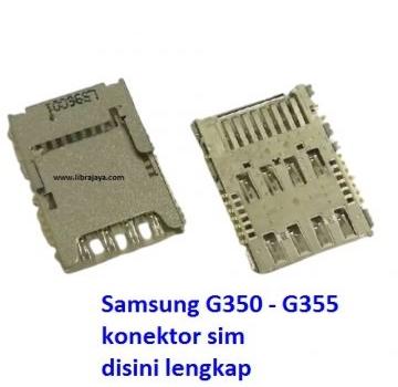 Jual Konektor sim Samsung G355