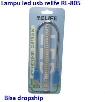 Jual Lampu led mini usb Relife RL-805