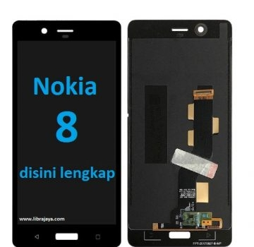 Jual Lcd Nokia 8 TA1012