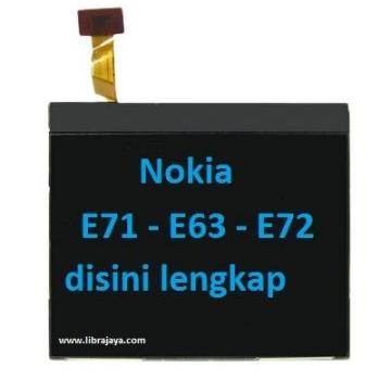 Jual Lcd Nokia E71