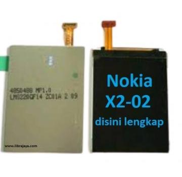 Jual Lcd Nokia X2-02