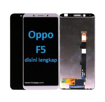 Jual Lcd Oppo F5 fullset