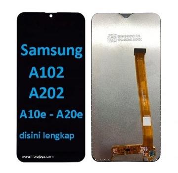 Jual Lcd Samsung A102