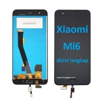 Jual Lcd Xiaomi Mi6 fingerprint