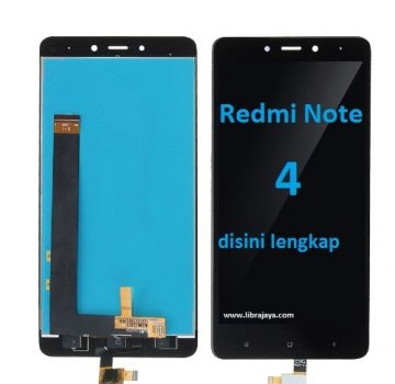 Jual Lcd Redmi Note 4