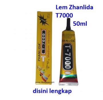 Jual Lem Zhanlida hitam 50ml
