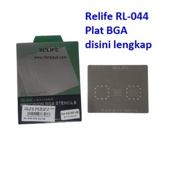 Jual Plat BGA Relife RL-044 iPhone 6 A8